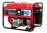 Gasoline Generating Sets power range from 2,8  to 8,2 kVA - BM30M