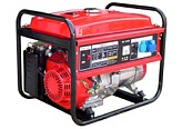 Gasoline Generating Sets power range from 2,8  to 8,2 kVA - BM52M