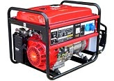 Gasoline Generating Sets power range from 2,8  to 8,2 kVA - BM60E