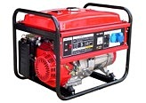 Gasoline Generating Sets power range from 2,8  to 8,2 kVA - BM60M