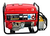 Gasoline Generating Sets power range from 2,8  to 8,2 kVA - BT60E