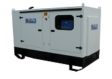 LPG or Natural Gas Generating Sets power range from 10  to 40 kVA - DLV30-S