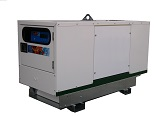 LPG or Natural Gas Generating Sets power range from 10  to 40 kVA - LPWG4